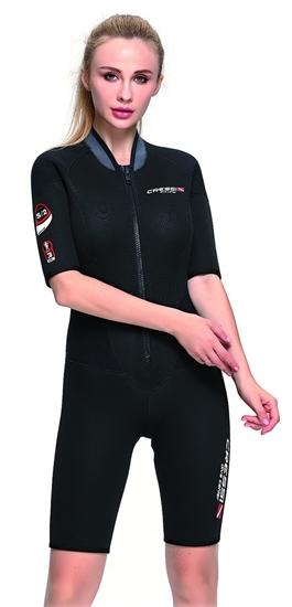 Cressi Endurance shorty ženski  3mm