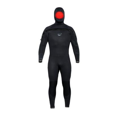 BARE Velocity Ultra moška polsuha obleka 7/8mm