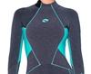 BARE Evoke Full ženska enodelna obleka 7mm