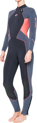 BARE Evoke Full ženska enodelna obleka 7 mm