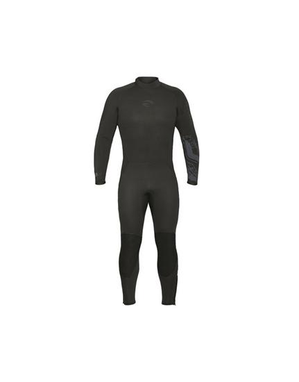 BARE Velocity Ultra moška obleka 7mm  črna